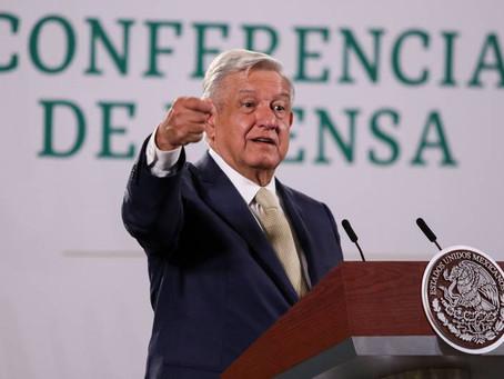 AMLO acepta que tiene 'las manos metidas' en la elección de Nuevo León