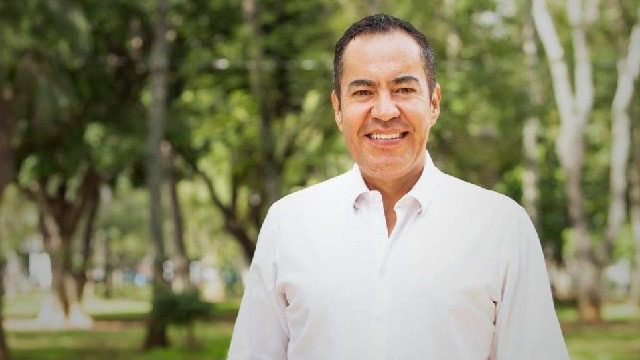"""Carlos Herrera se perfila a candidato del """"Equipo por Michoacán""""; acepta invitación del PAN"""