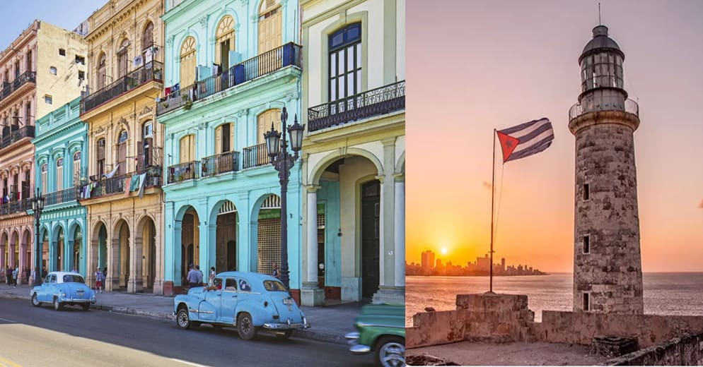 El paraíso en época de pandemia: Cuba vacunará a turistas que lleguen a la isla