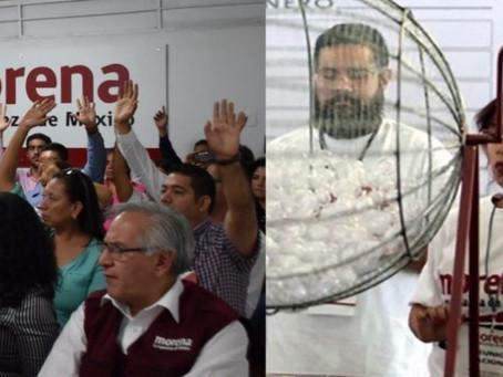 Este lunes inicia la encuesta oficial para definir candidatos a diputaciones federales de Morena