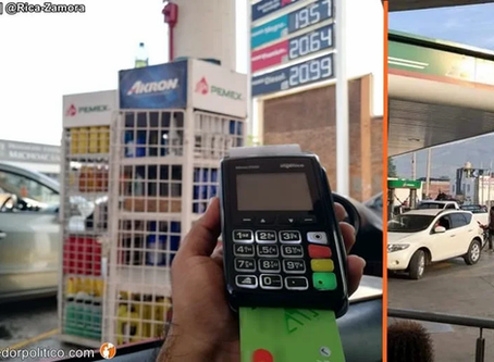 En estas dos gasolineras de Michoacán, donde encuentras la gasolina más barata en México esta semana