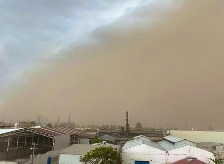 Michoacán entre los estados en donde llegará el polvo de Sahara y estas son las recomendaciones: PC