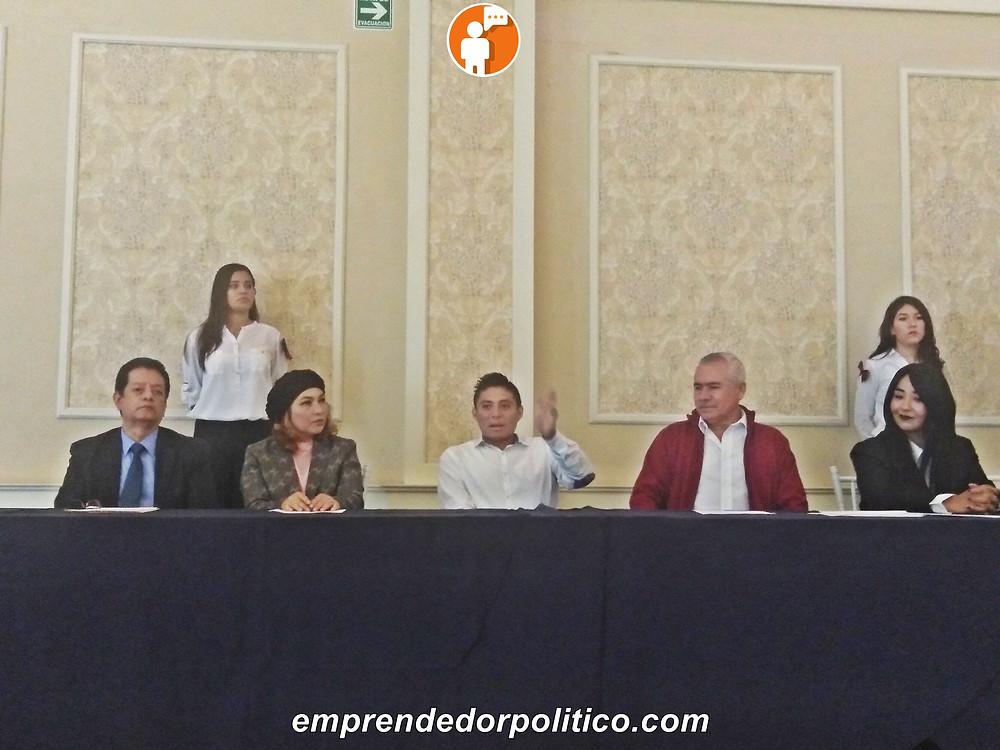 Unidad de todos los michoacanos a fines a los principios de Morena: Lic. Nezahualcoyotl