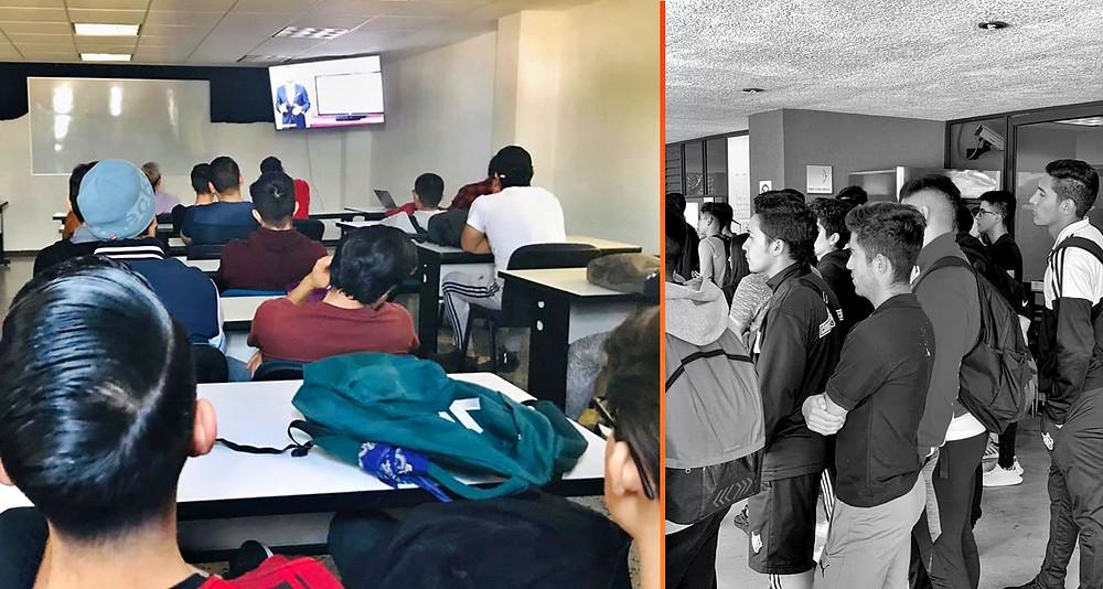 UNID, primera universidad en Michoacán en suspender clases por el coronavirus