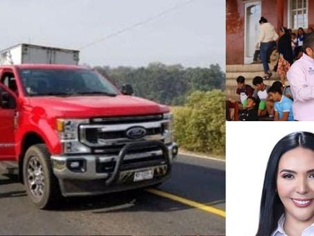 Proceso electoral en Michoacán comienza a mancharse de inseguridad; atentan contra dos candidatos