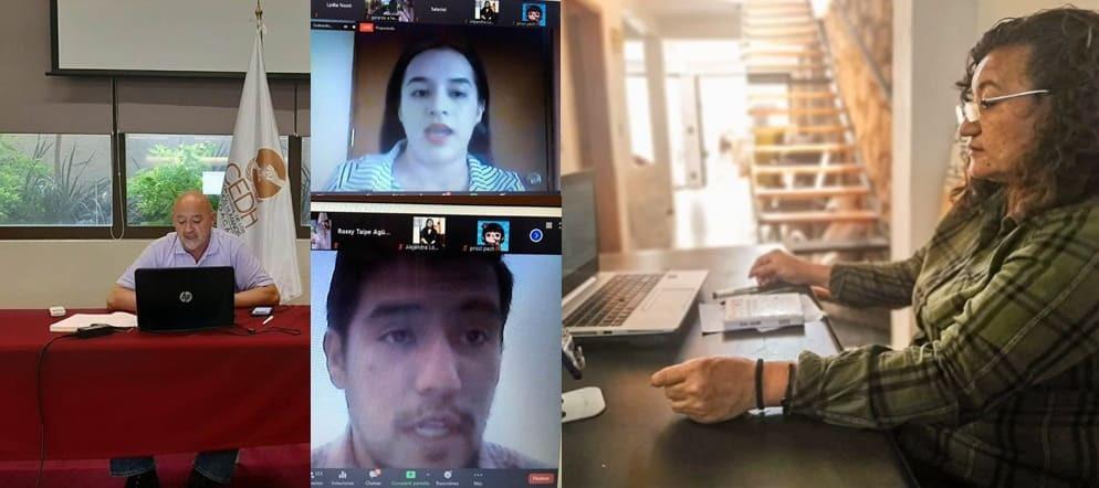 """Dr. Gerardo Herrera y legisladora María Chávez invitan al webinar """"los jóvenes como sujeto social"""""""