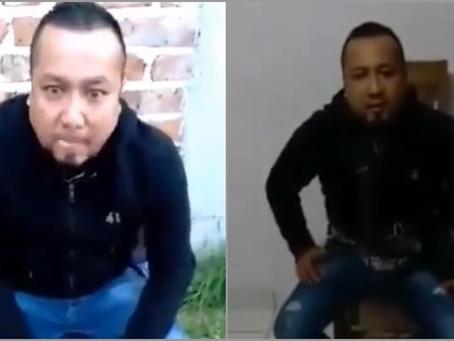 'El Marro', al borde del llanto, pide apoyo tras enfrentamientos en Celaya (+Videos)