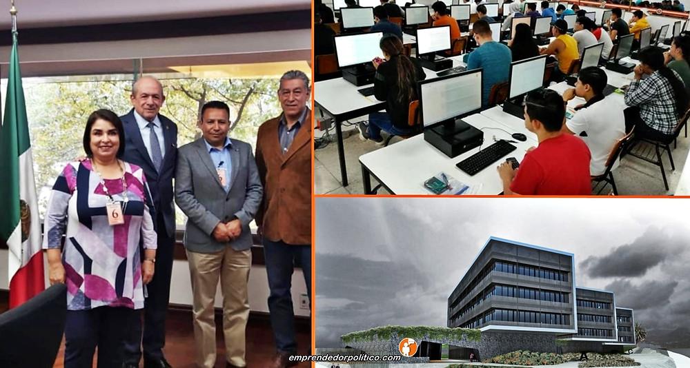 #Acámbaro tendría un Tecnológico Superior gracias a gestiones de su Ayuntamiento