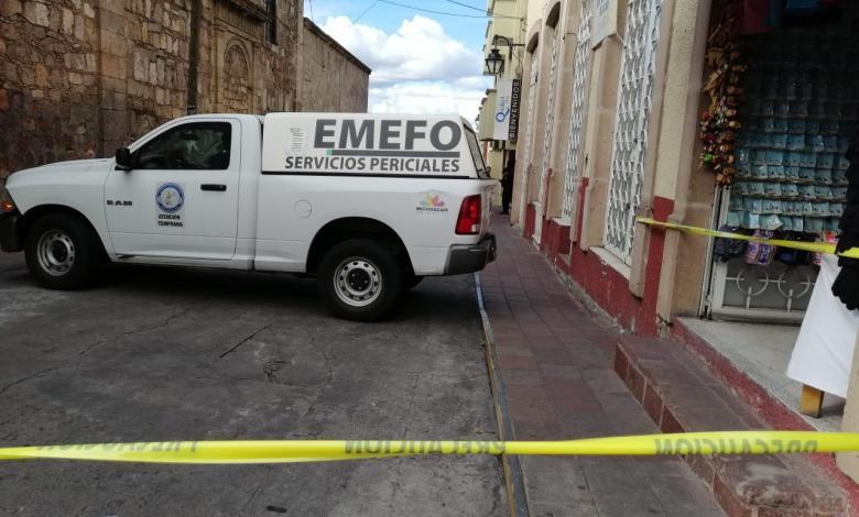#Morelia: llevaba 2 días hospedado y muere al caer del 5to piso de hotel ubicado en el Centro