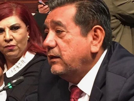 """INE retira candidatura para la gubernatura de Guerrero al """"Toro"""", Félix Salgado"""