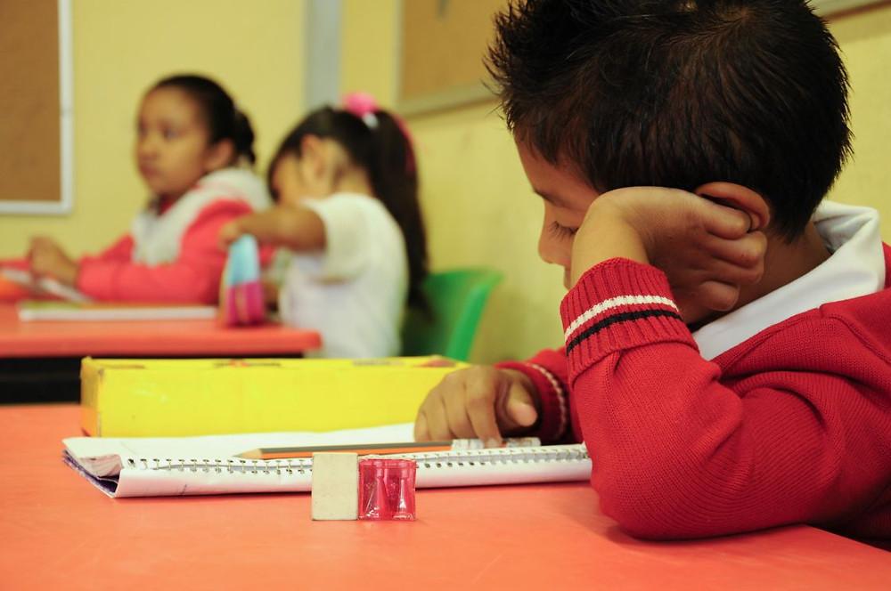 Educación Primaria de Mexico