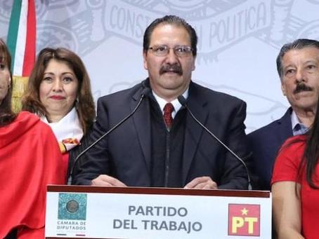 GPPT seguirá legislando con sentido social: Reginaldo Sandoval