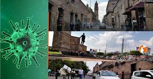 Ya son 6 fallecidos y 46 infectados con COVID-19 en Michoacán
