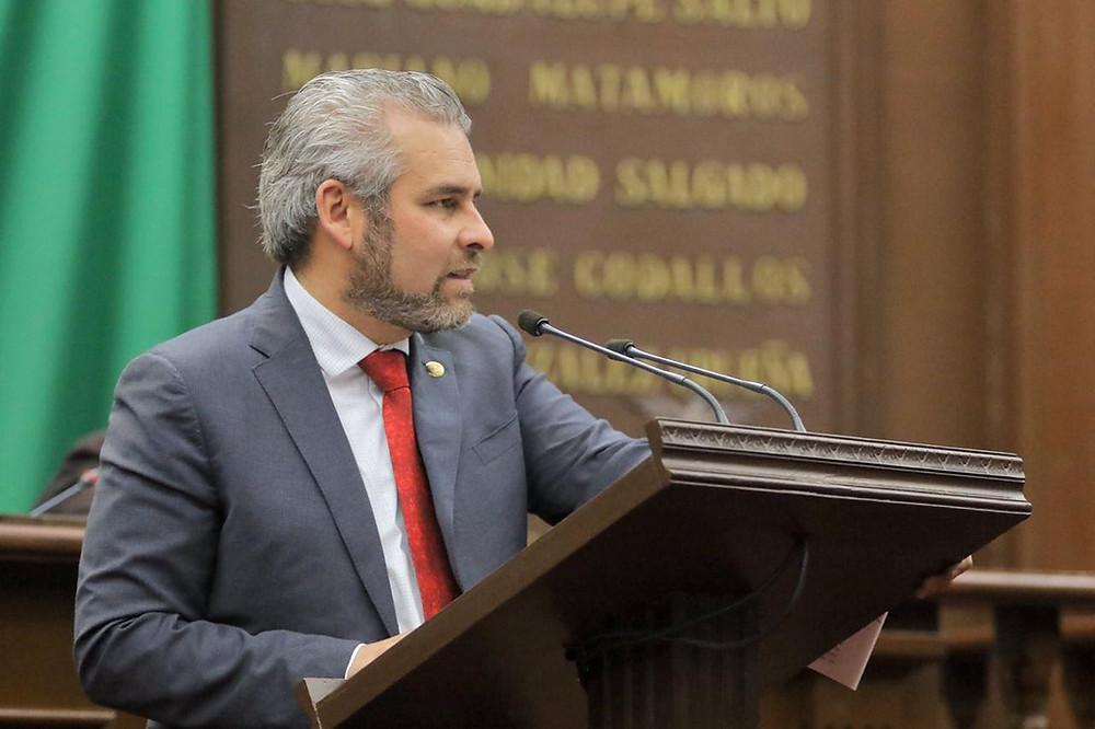 Alfredo Ramírez convoca a coordinación entre Poderes para hacer justicia a Erik Juárez