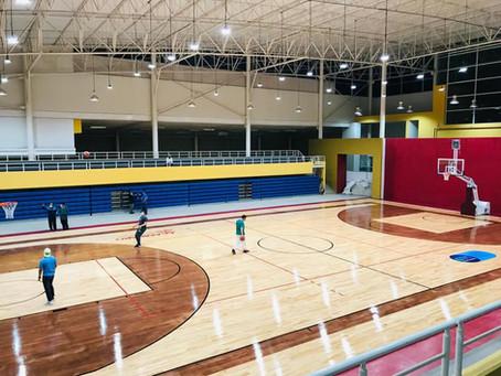 Gobierno de Acámbaro inaugura rehabilitación del COMUDE para brindar espacios deportivos de calidad