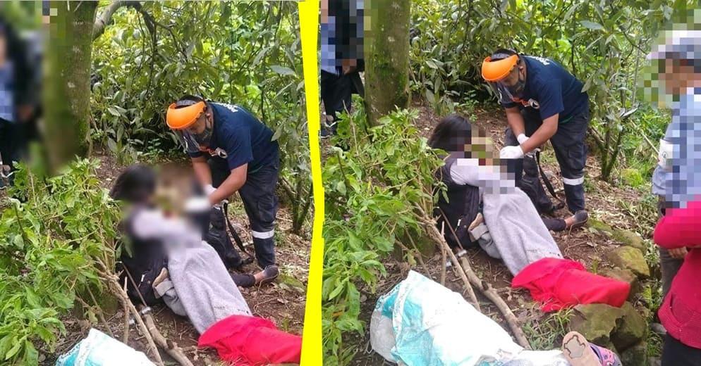 #Michoacán: Fallece menor de 11 años al colgarse de un árbol