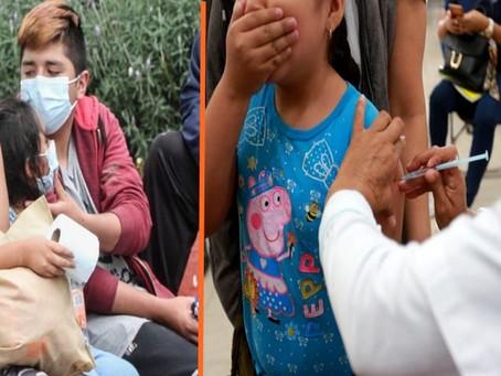 Atención Michoacán: A partir del 1° de octubre iniciará registro de adolescentes para su vacunación