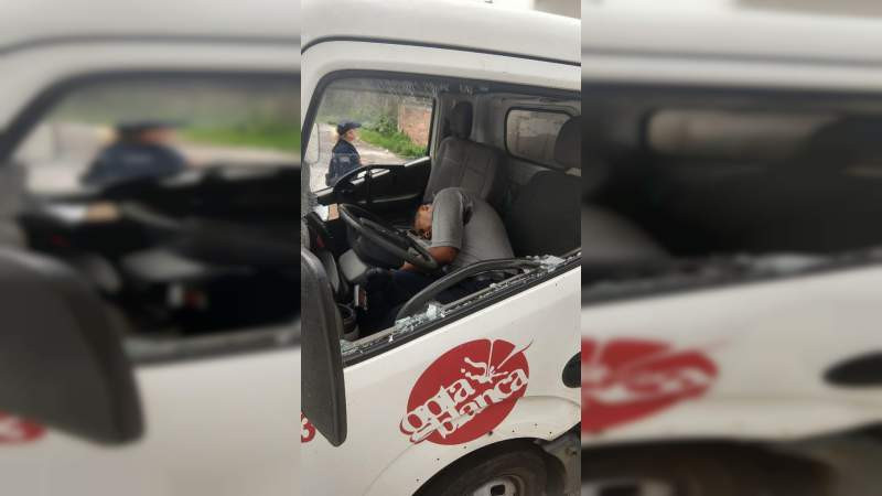 #Morelia: Acribillan a repartidor de leche   emprendedorpolitico.com