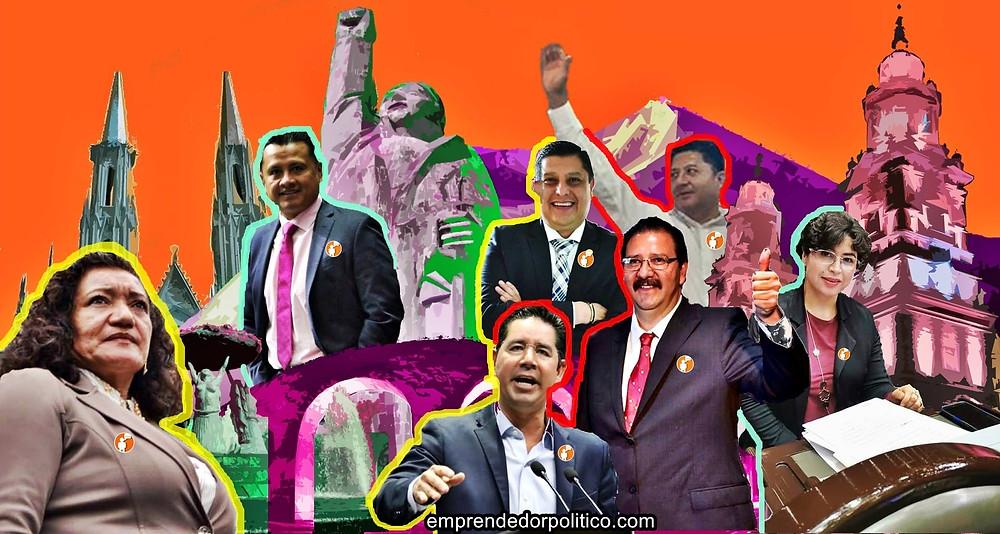Estos fueron los diputados federales de #Michoacán que más han destacado - Emprendedorpolitico.com
