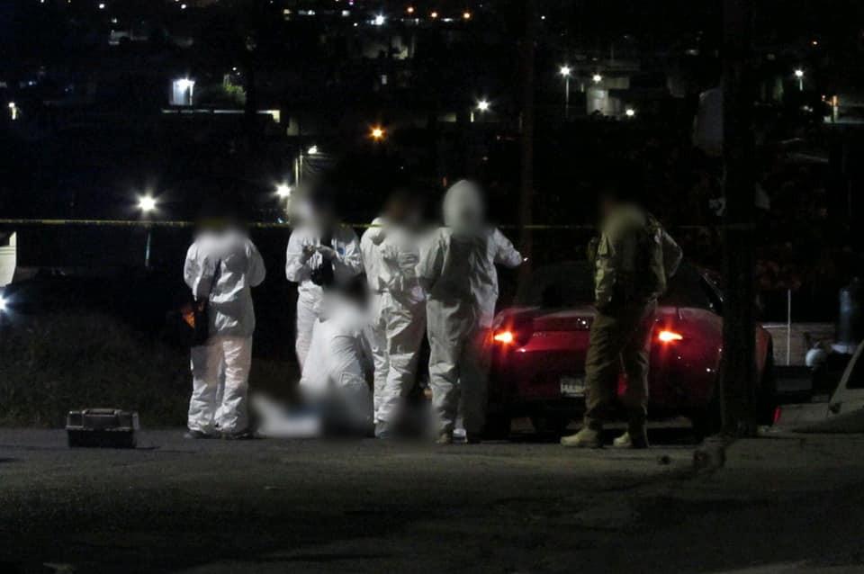 Asesinan a automovilista en Villas del Real, Morelia