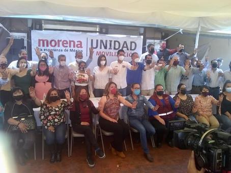 La unidad se construye, no se decreta: Pérez Negrón Ruiz