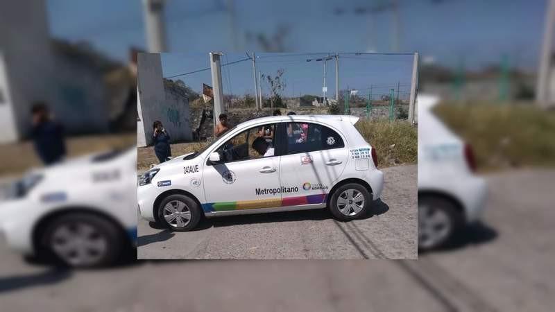 #Michoacán: Lo matan a tiros cuando manejaba su taxi