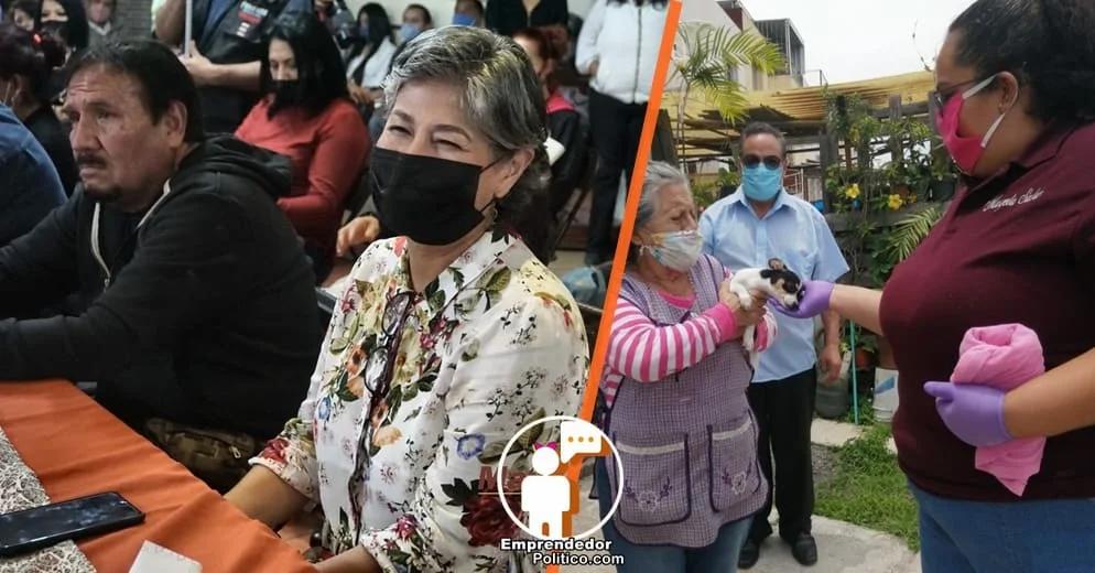 Diputada Mayela Salas ofrece campaña gratuita de Vacunación y Esterilización para mascotas