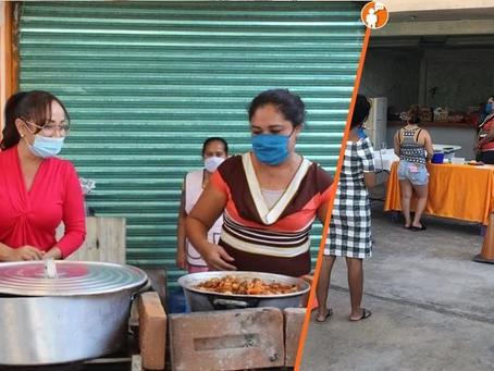 Gobierno de Lázaro Cárdenas arranca donación de comida caliente a grupos vulnerables