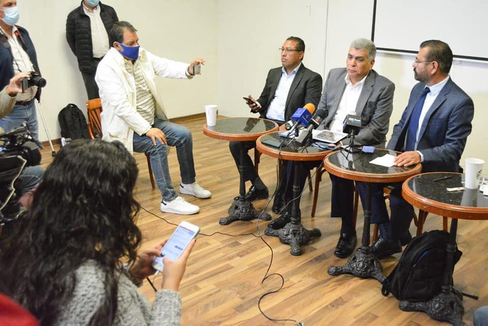 Cristóbal Arias es bien visto por las diferentes fuerzas políticas para contener a la gubernatura