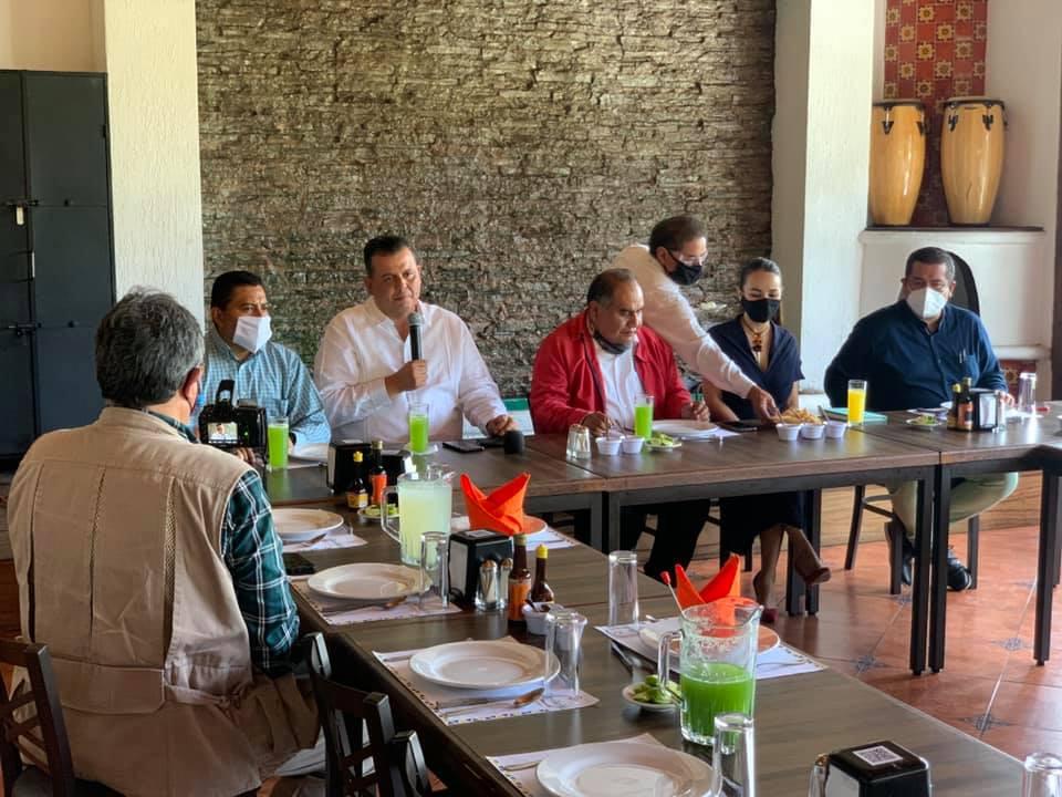 Memo Valencia se destapa por la gubernatura de Michoacán; propone mano dura contra la delincuencia