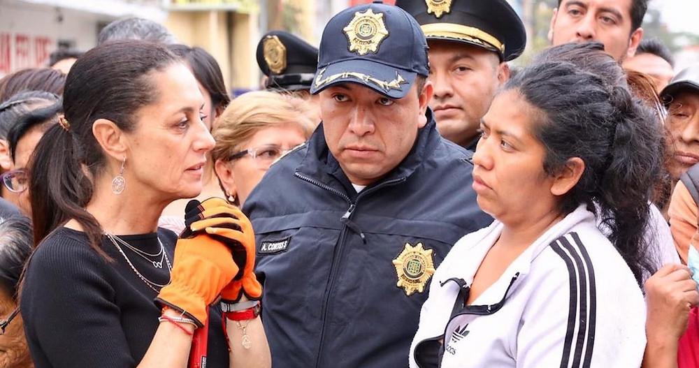 Tío de Claudia Sheinbaum de 75 años, sufre violento asalto - Emprendedorpolitico.com