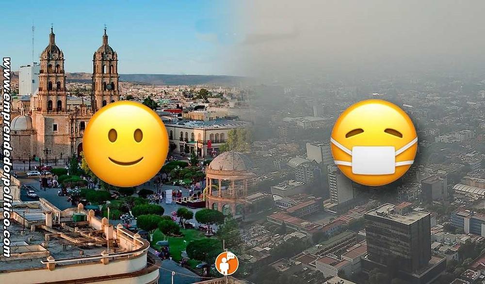 Las 5 ciudades con la mejor calidad de aire del país