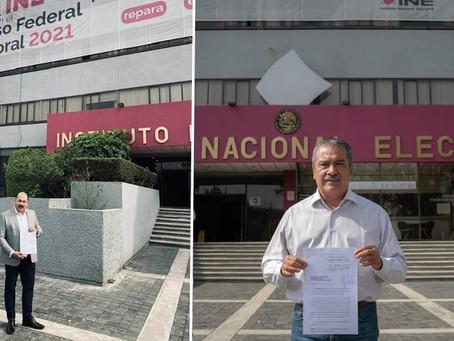 A minutos del arranque de campaña, IEM no avala candidatura de Raúl Morón y Abraham Sánchez