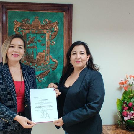 Nombran a Myriam Martínez directora del UESICAMM en Michoacán