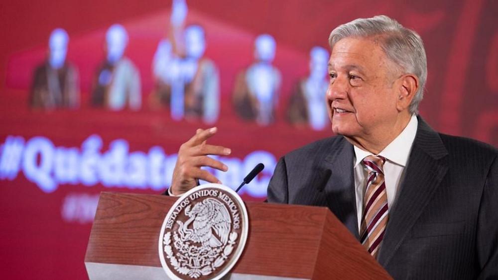 #AMLO celebra acuerdo petrolero con OPEP; 'nos fue requetebien', dijo