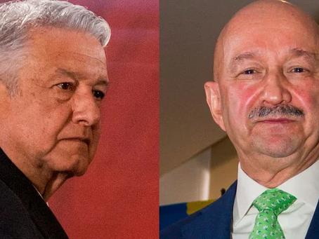 #AMLO pide que Salinas sea enjuiciado por privatizar empresas públicas
