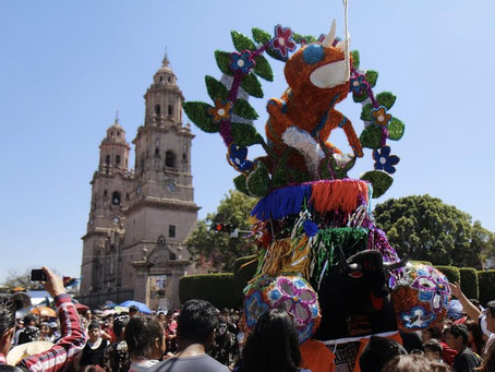 Tradiciones de Michoacán: Así se celebran los toritos de petate para dar bienvenida al carnaval