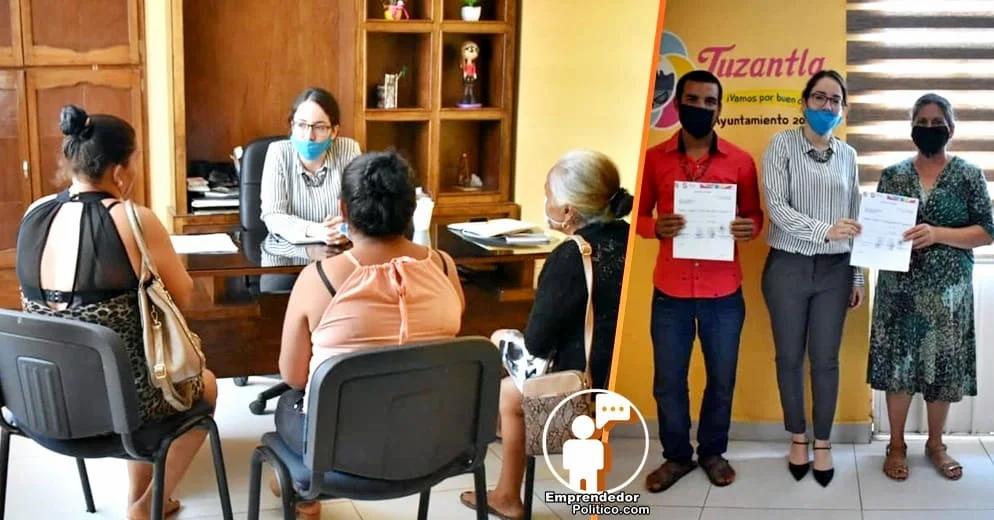 En Tuzantla, salud y bienestar es la prioridad del Ayuntamiento y se refuerzan estas medidas