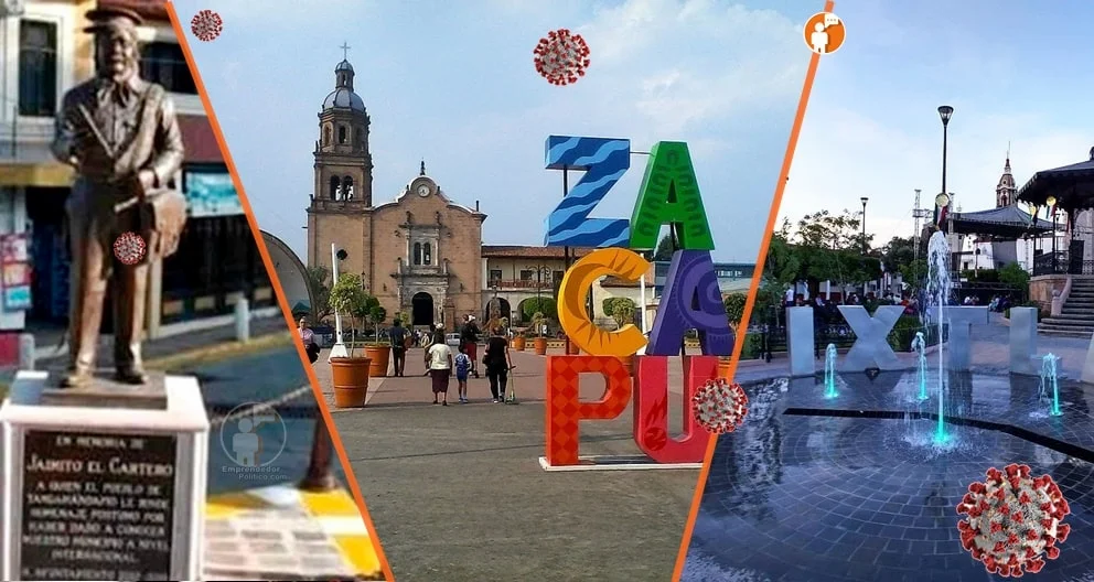 En estos municipios de Michoacán ya habrá toque de queda por el COVID-19