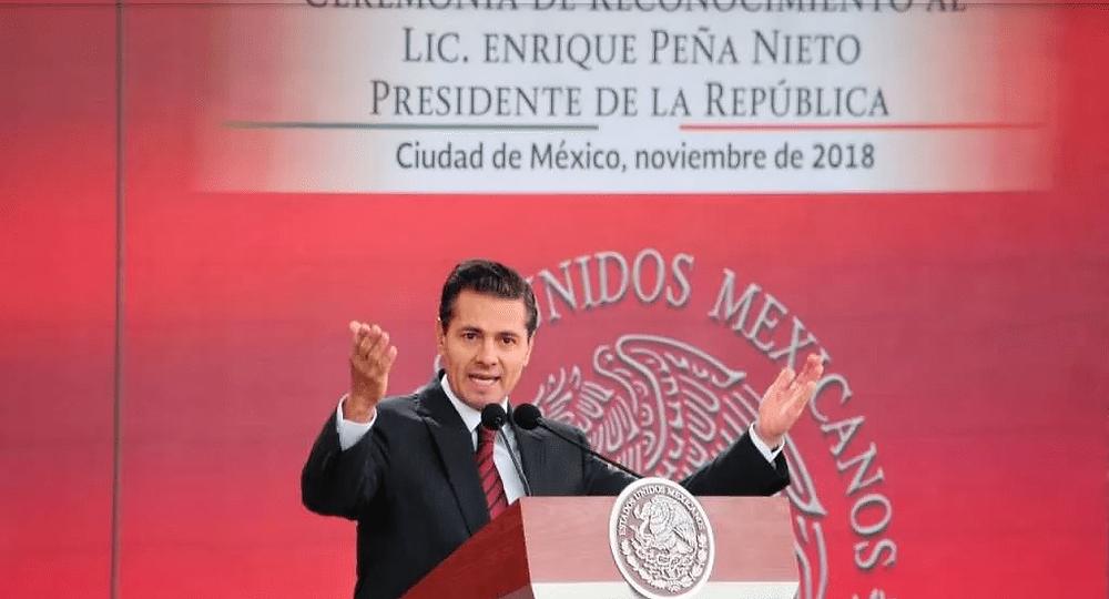 Peña Nieto dejó sin aclarar 50 mil 994 mdp en 2018, reporta la Auditoria Superior