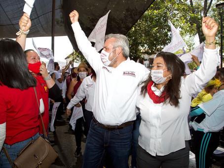 MICHOACÁN SERÁ UN MODELO DE LA CUARTA TRANSFORMACIÓN: MARÍA CHÁVEZ PÉREZ