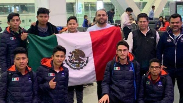 #OrgulloMexicano Alumnos del Conalep ganan torneo mundial de robótica en China