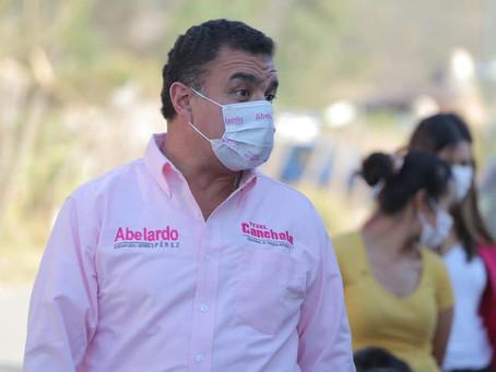 Abelardo Pérez de FxM propone organizar debate entre candidatos del distrito 17 Morelia
