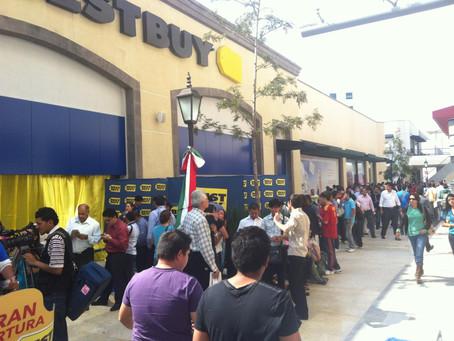 Best Buy cierra puertas en México, debido a los efectos COVID en su modelo de negocio