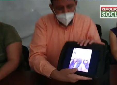 Revolución social baja videos y evidencias del caso Jessica Gónzalez porque se lo pidió la Fiscalía