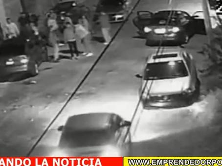 #Morelia: Con videos de seguridad, denuncian a vecinos escandalosos y sus fiestas en la vía pública