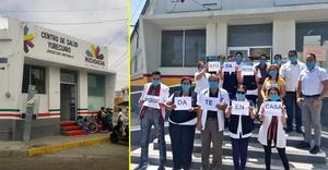 Con piedra, agreden a enfermera de Yurécuaro Michoacán; ya se levantó la denuncia contra el agresor