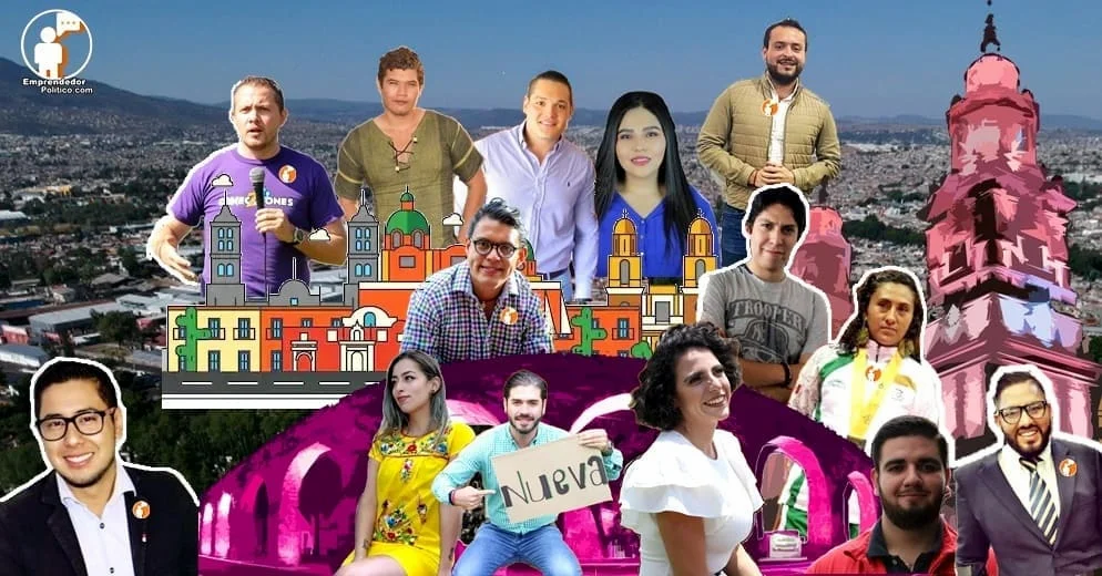 Los jóvenes de Morelia que están dando de que hablar en la esfera política