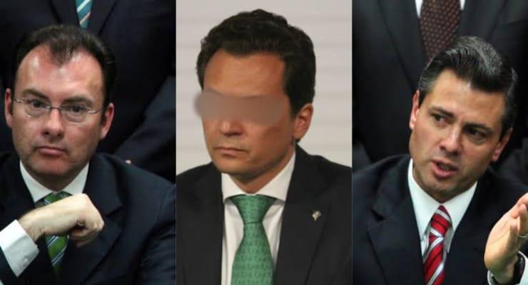 FGR: 400 mdp, daño patrimonial de sobornos ligados con EPN y Videgaray