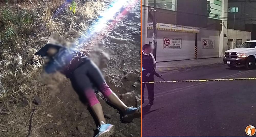Noche sangrienta en #Morelia; dos parejas atacadas a balazos en hechos distintos; mujeres murieron